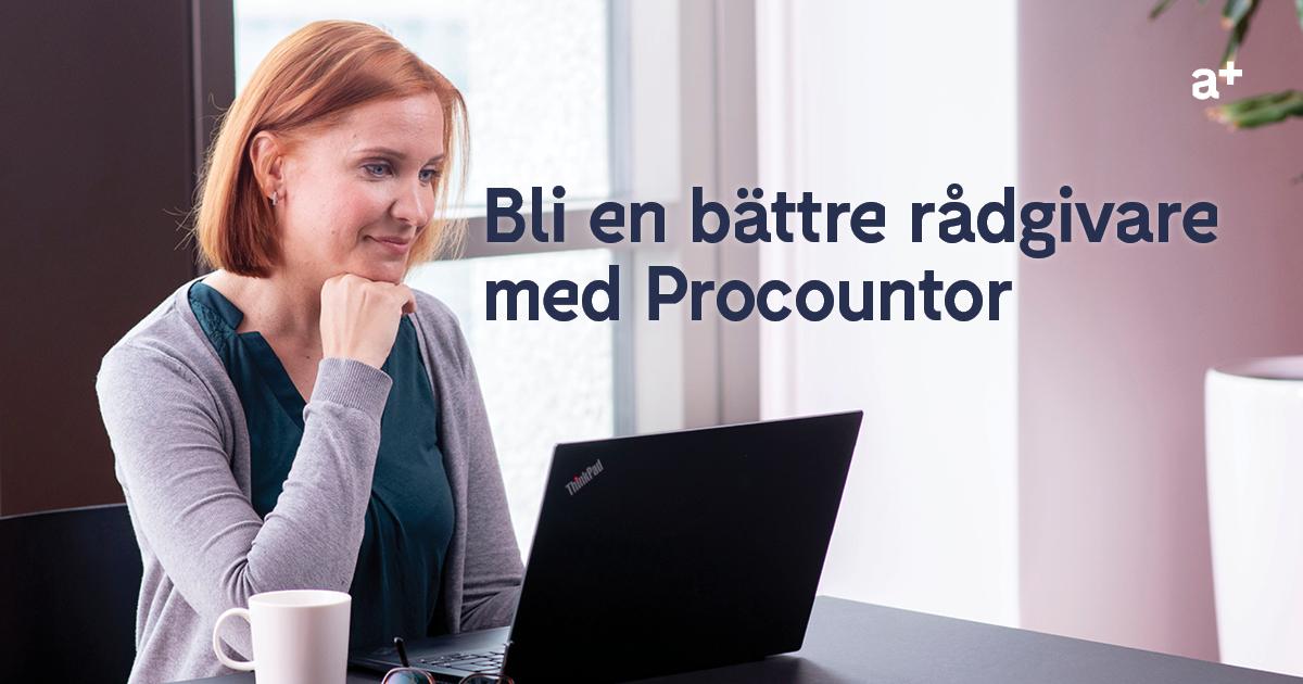 Bli en battre radgivare med Procountor_FB